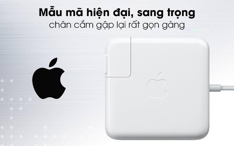 Adapter Sạc 85W MacBook Pro 15 - 17 inch MC556 có thiết kế gọn gàng