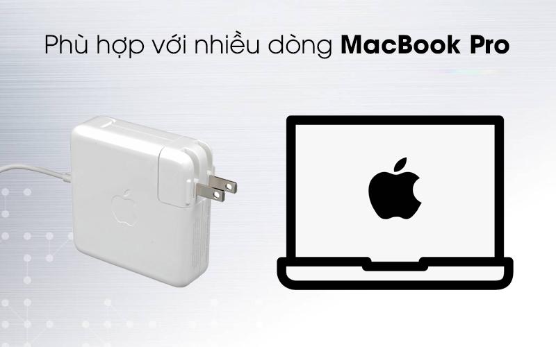 Adapter Sạc 85W MacBook Pro 15 - 17 inch MC556 phù hợp với Macbook Pro