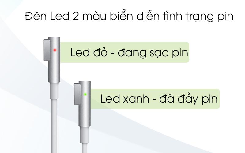 Adapter Sạc 45W Apple MacBook Air MC747 có đèn Led tiện lợi
