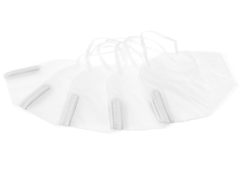 Khẩu trang kháng khuẩn Dr.Mask 3D 3 lớp gói 5 cái - giao màu ngẫu nhiên 9