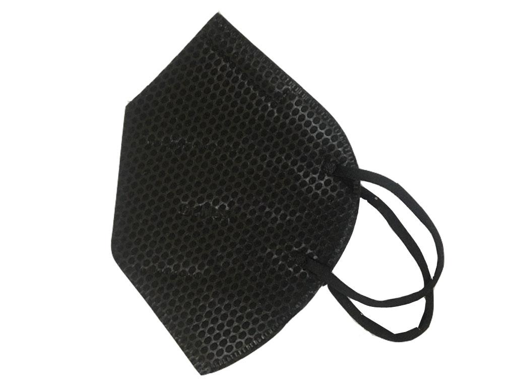 Khẩu trang than hoạt tính Dr.Mask 3D 4 lớp gói 3 cái 3