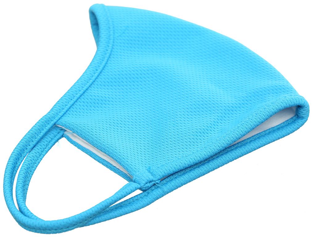Khẩu trang vải kháng khuẩn dpNano 2 lớp hộp 4 cái size S 3