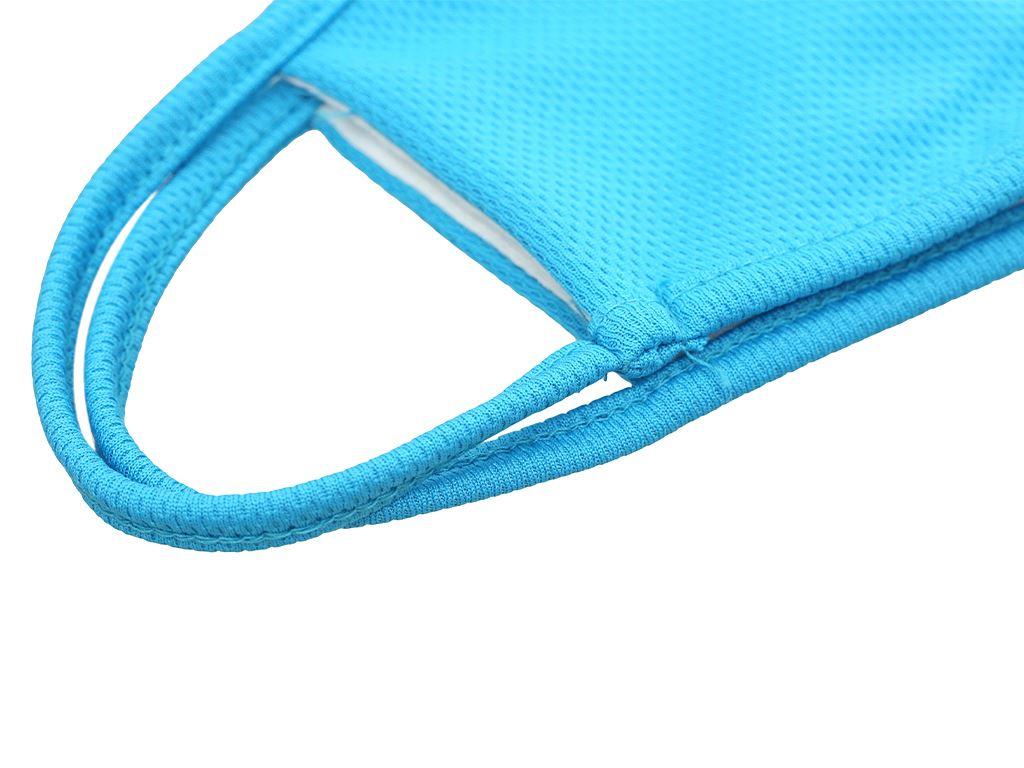 Khẩu trang vải dpNano kháng khuẩn 2 lớp hộp 4 cái (giao màu ngẫu nhiên) size M 4