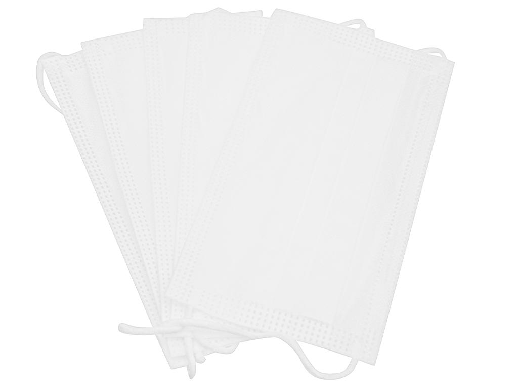 Khẩu trang kháng khuẩn Niva 3 lớp gói 5 cái (giao màu ngẫu nhiên) 4