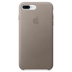 Ốp lưng iPhone 7-iPhone 8 Plus da Apple MQHJ2 Xám Nâu