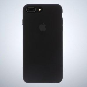 Ốp lưng iPhone 8 Plus - 7 Plus Silicone Apple MQGW2 Đen