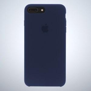 Ốp lưng iPhone 7-iPhone 8 Plus Silicone Apple MQGY2 Xanh Dương