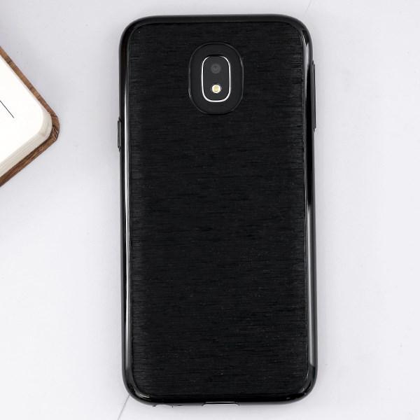 Ốp lưng Galaxy J3 pro Nhựa dẻo Floave Đen