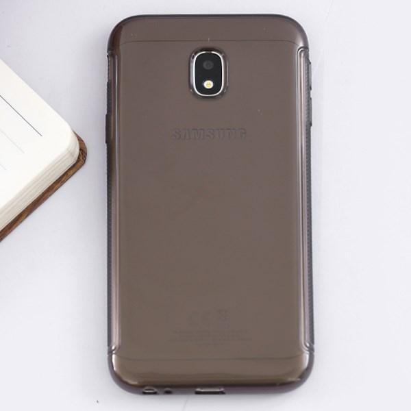 Ốp lưng Galaxy J3 pro Nhựa dẻo Tiny Grained COSANO Xám