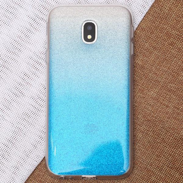 Ốp lưng Galaxy J3 Pro nhựa dẻo IMD case-TPU OSMIA Xanh Dương Pbag