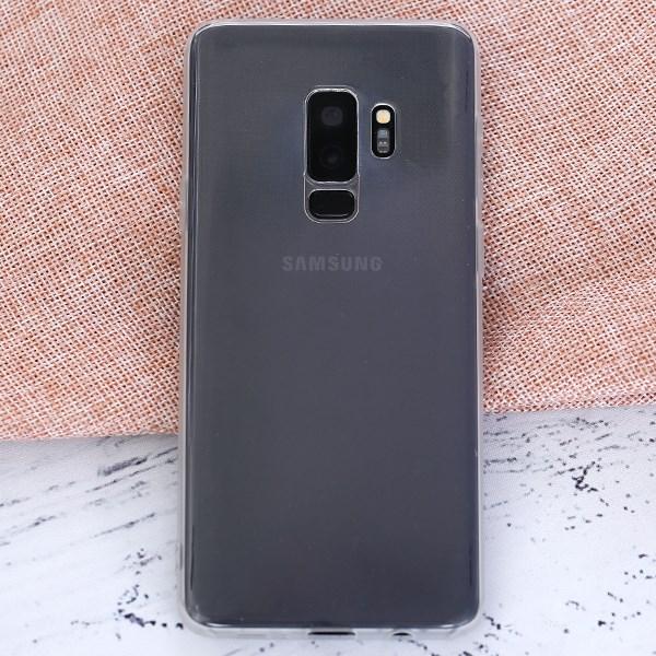 Ốp lưng Galaxy S9 Plus Nhựa dẻo New COSANO Nude