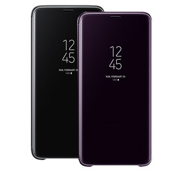Bao da Samsung Galaxy S9 Plus Nắp gập Clear View