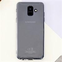 Ốp lưng Galaxy A6 nhựa dẻo Slim TPU OSMIA Nude