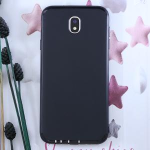 Ốp lưng Galaxy J7 Pro nhựa dẻo Matte Solid TPU OSMIA Đen