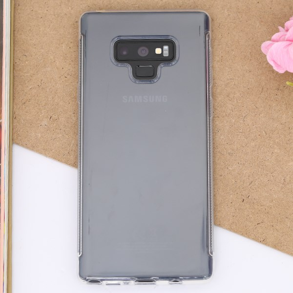 Ốp lưng Note 9 Nhựa dẻo Tiny Grained COSANO nude
