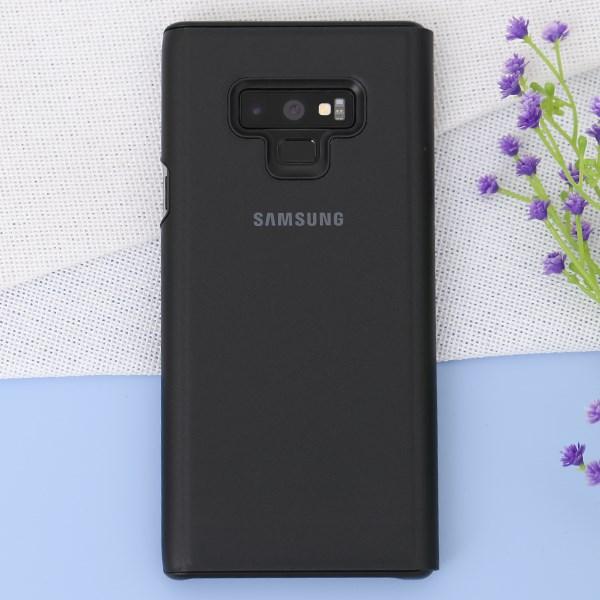 Bao da Samsung Galaxy Note 9 Nắp gập Clear View Đen