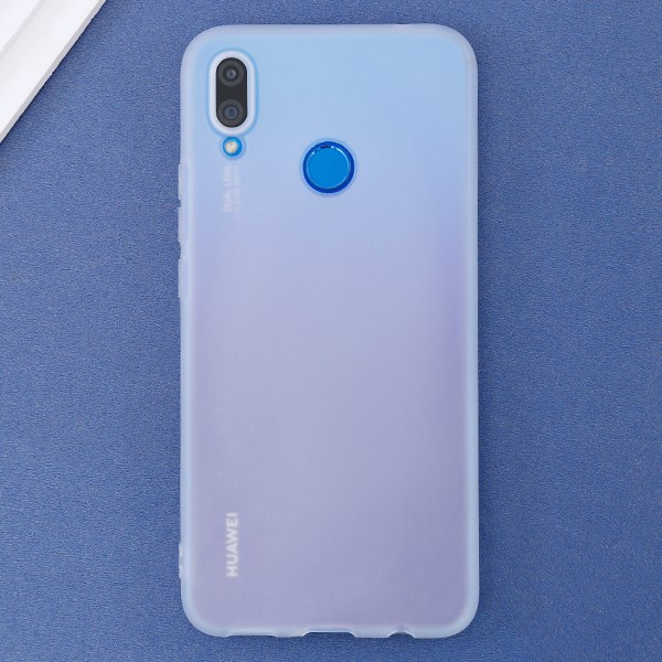 Ốp lưng Huawei 3i Nhựa dẻo Coloris II nude