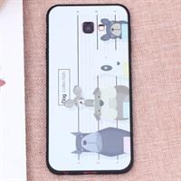 Ốp lưng Galaxy J4+ Nhựa dẻo TPU Printing MEEKER TSK14 BST Cún