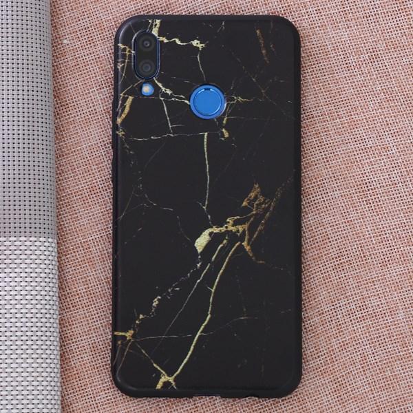 Ốp lưng Huawei 3i nhựa dẻo TPU PRINTING OSMIA CKTG299 Vân đá đen