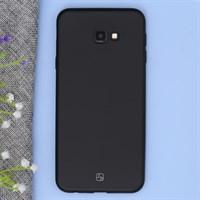 Ốp lưng Galaxy J4+ Nhựa dẻo Lanker X JM đen