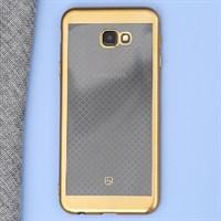 Ốp lưng Galaxy J4+ Nhựa dẻo Noisele JM Gold