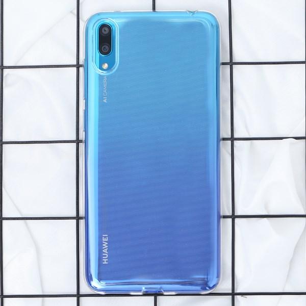 Ốp lưng Huawei Y7 Pro 2019 Nhựa dẻo Nake slim JM Nude