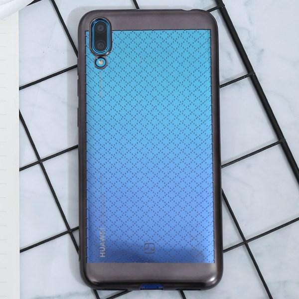 Ốp lưng Huawei Y7 Pro 2019 Nhựa dẻo Noisele JM Đen