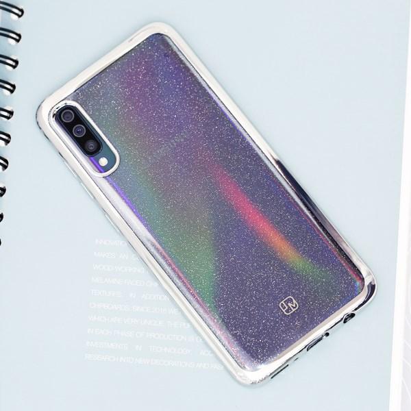 Ốp lưng Galaxy A70 nhựa dẻo Skycloud II JM Nude