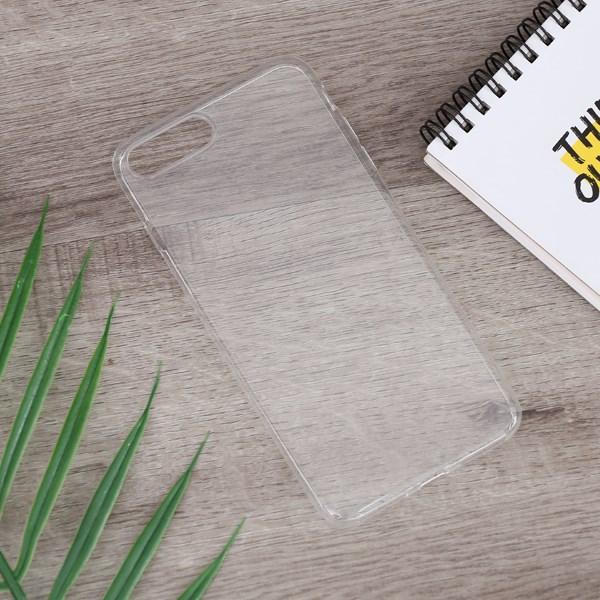 Ốp lưng iPhone 7+/8+ nhựa dẻo Nake Slim JM Nude