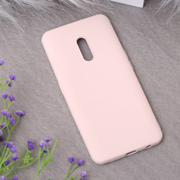 Ốp lưng Oppo K3 nhựa dẻo CANDY SILICONE JM Hồng