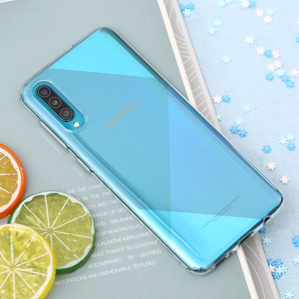Ốp lưng Galaxy A50/A50s Nhựa dẻo Nake Slim JM Nude