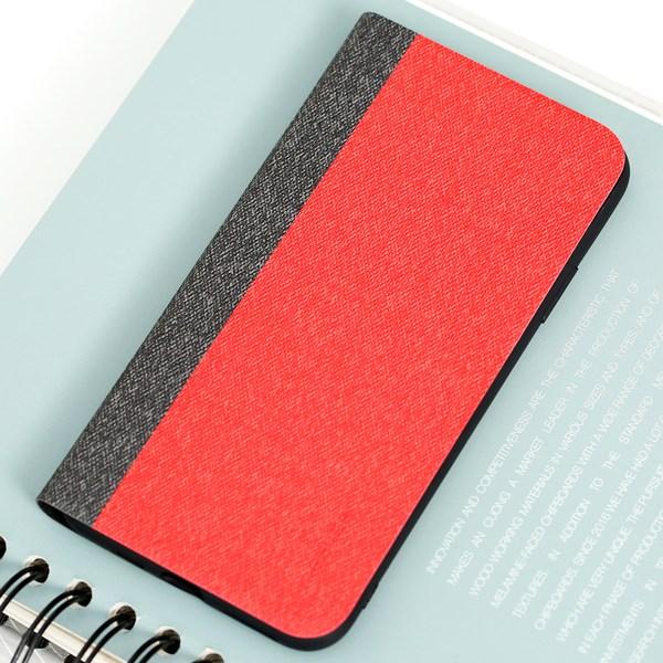 Ốp lưng iPhone 11 Pro Max Nắp gập Flip TKSF1002 MEEKER Đỏ