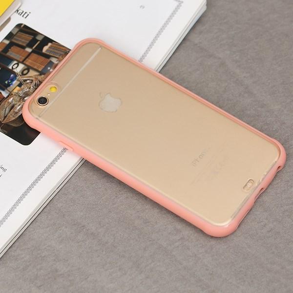 Ốp lưng iPhone 6/6s Nhựa dẻo Antiper JM Hồng