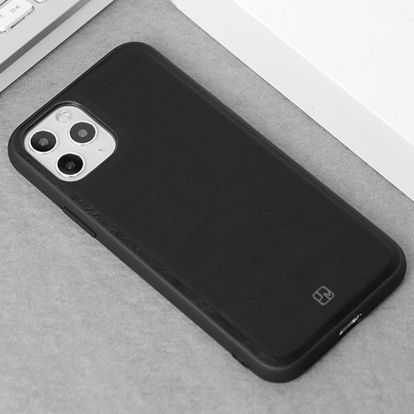Ốp lưng iPhone 11 Pro Nhựa dẻo Tex Kennet JM Đen