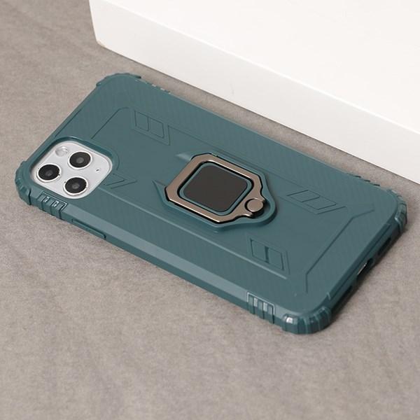 Ốp lưng iPhone 11 Pro Max Nhựa dẻo Mitter JM Xanh lá