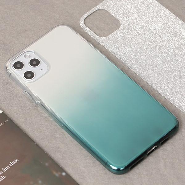 Ốp lưng iPhone 11 Pro Max nhựa dẻo BIBILI JM Xanh Bóng đêm