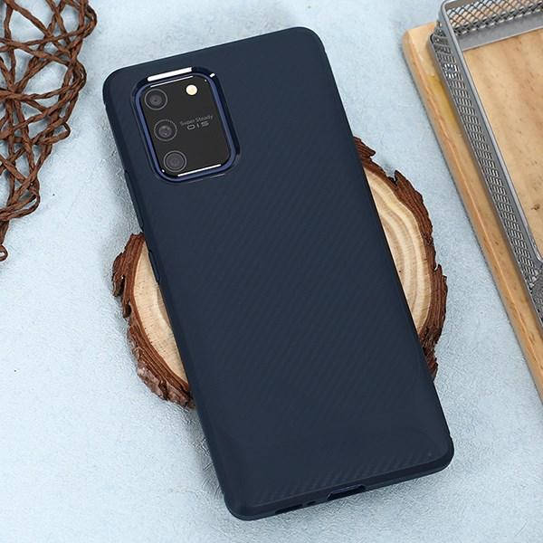 Ốp lưng Galaxy S10 Lite nhựa dẻo Tail TPU Case COSANO Navy
