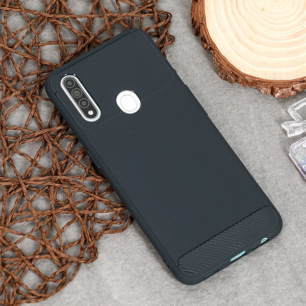 Ốp lưng Oppo A31 nhựa dẻo Business Wire TPU Case COSANO Navy