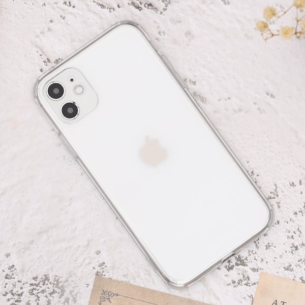 Ốp lưng iPhone 11 Nhựa dẻo Sliipa JM Nude
