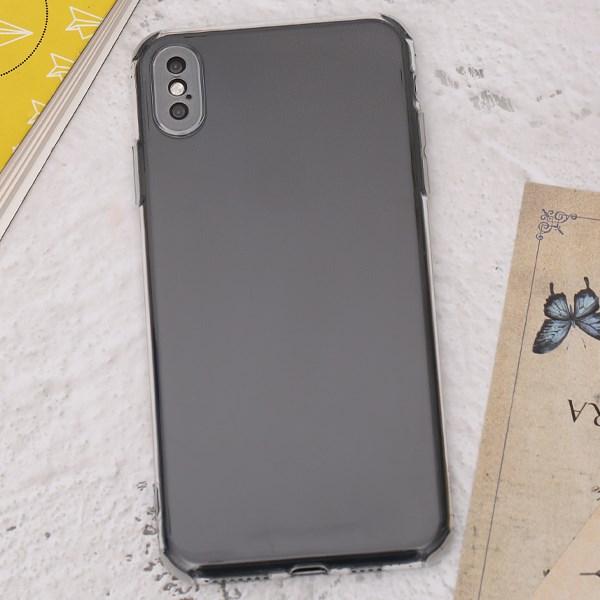 Ốp lưng iPhone XS Max Nhựa dẻo Sliipa JM Nude