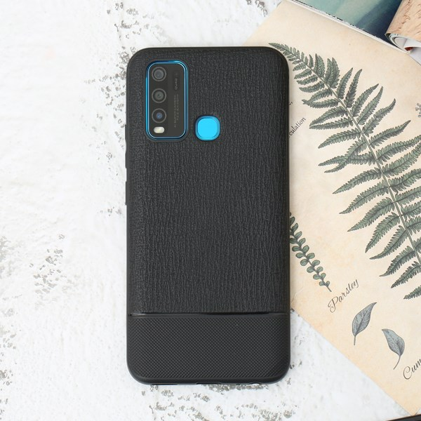 Ốp lưng Vivo Y30/Y50 nhựa dẻo REMIX OSMIA Đen