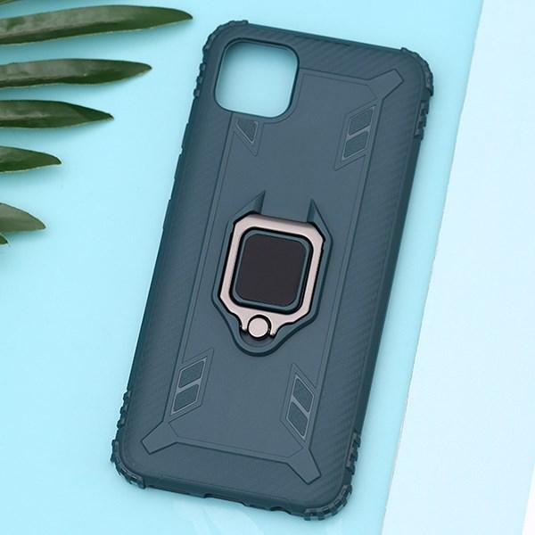 Ốp lưng Realme C11 Nhựa dẻo Mitter JM Xanh Đậm