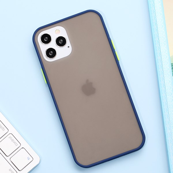 Ốp lưng iPhone 12/12 Pro nhựa cứng viền dẻo Arden CK-A002-20 OSMIA Navy