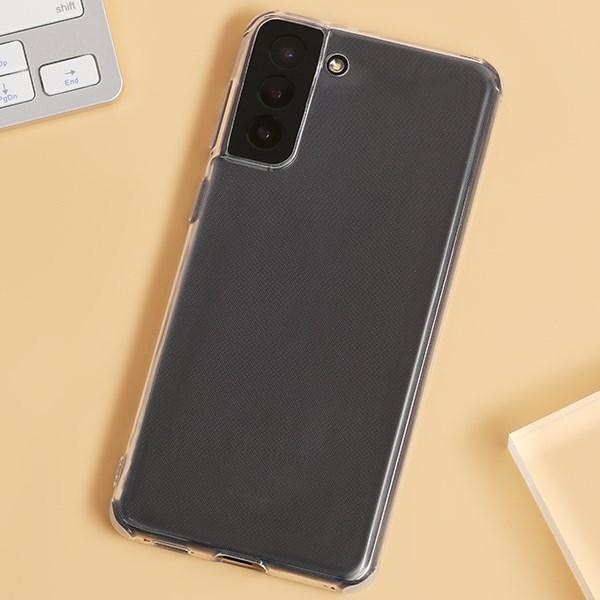Ốp lưng Galaxy S21+ Nhựa dẻo Sliipa JM Nude