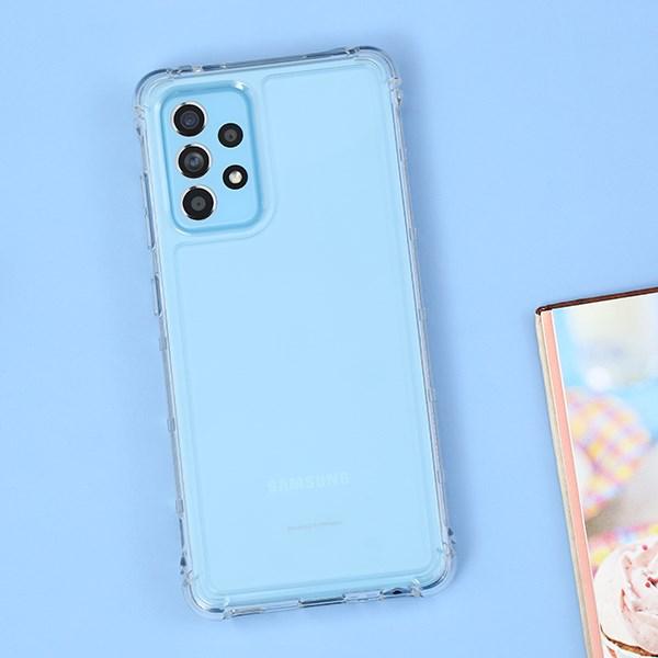 Ốp lưng Galaxy A52 5G nhựa dẻo A Cover Samsung Trong