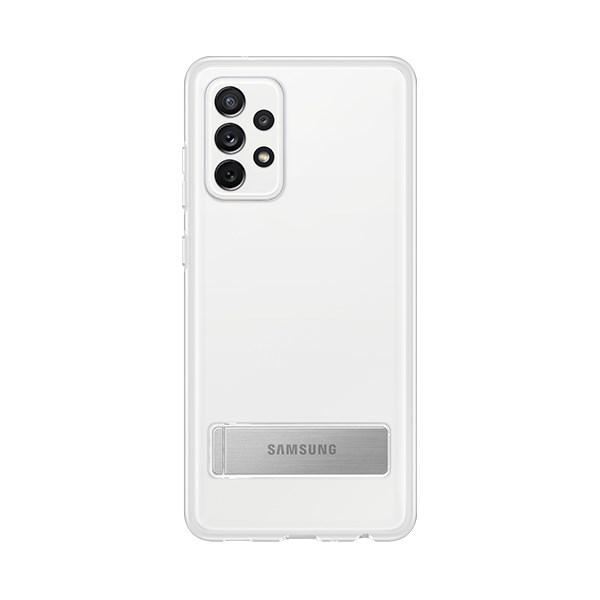 Ốp lưng Galaxy A72 nhựa dẻo Clear Standing Samsung Trong