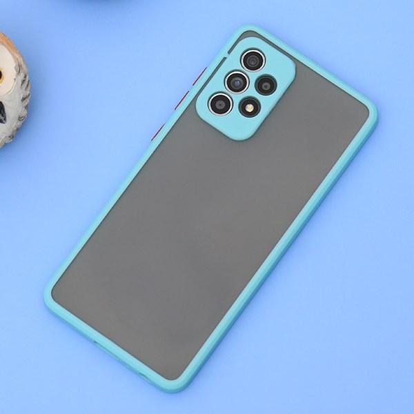 Ốp lưng Galaxy A52 nhựa cứng viền dẻo Arden CK-A002-20 OSMIA Xanh