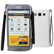 Ốp lưng - Flipcover điện thoại Ốp lưng Samsung Galaxy S3 PU Avatar PZ30700