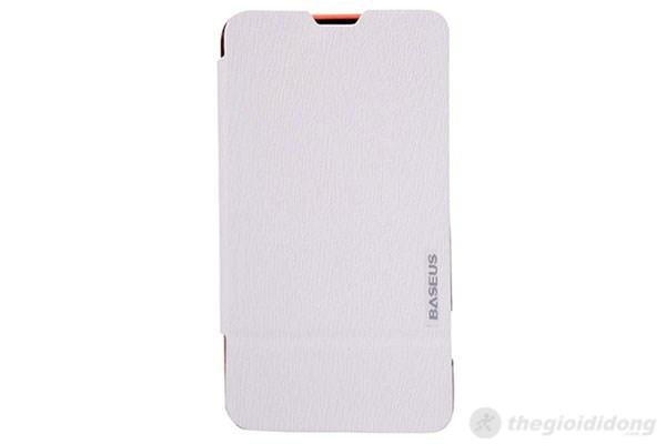 Ốp lưng Lumia 625 màu trắng tạo cảm giác tinh tế và sang trọng