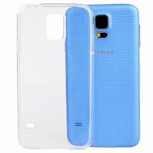 Ốp lưng nhựa dẻo Galaxy S5 Devia Nude
